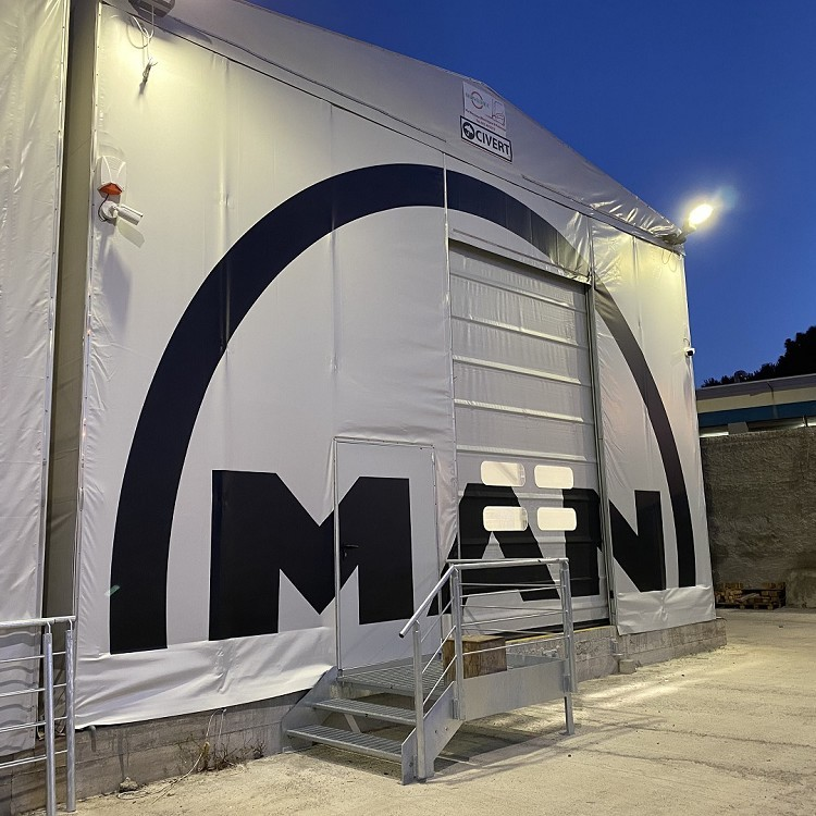 MAN Energy Solutions Shed Messina